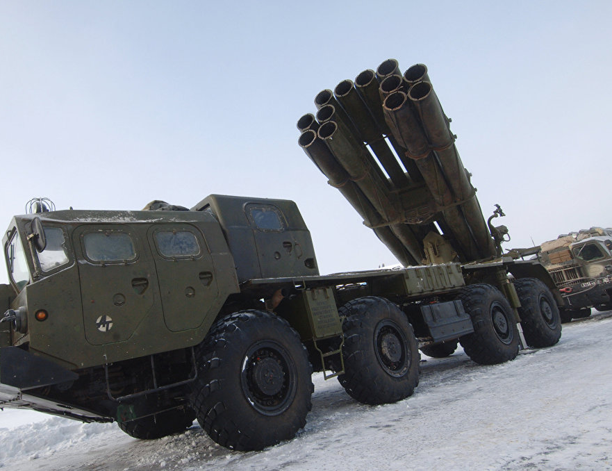 lanzacohetes sovietico