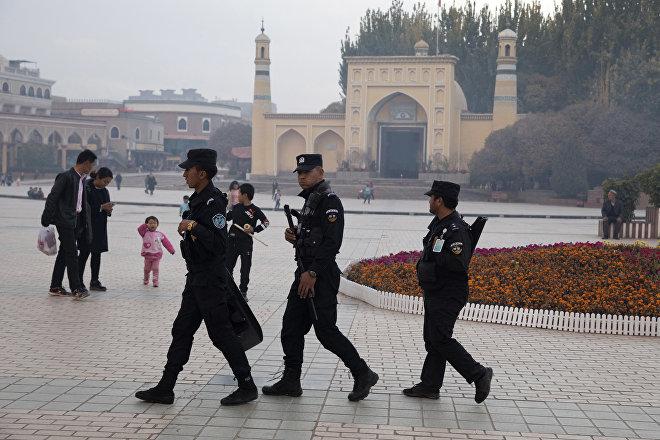 En la región china de Xinjiang, los uigures musulmanes representan la mayoría de la población